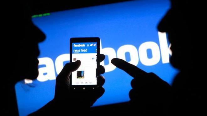 скрыть из Facebook всю информацию о себе