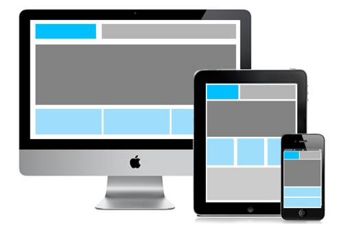 Адаптивное меню с помощью CSS3