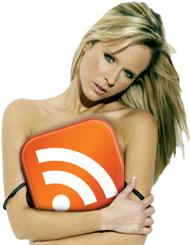 RSS кнопка заказчика