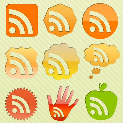 Как установить на WordPress RSS кнопку?