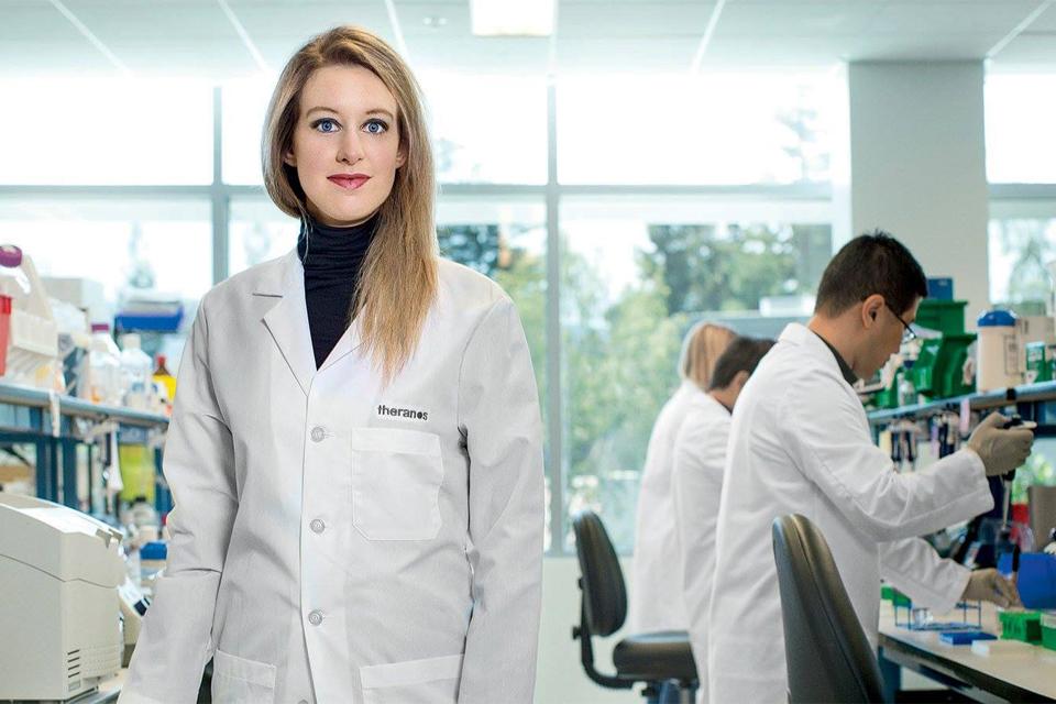 31 год, миллиардер: Элизабет Холмс совершила прорыв в медицине
